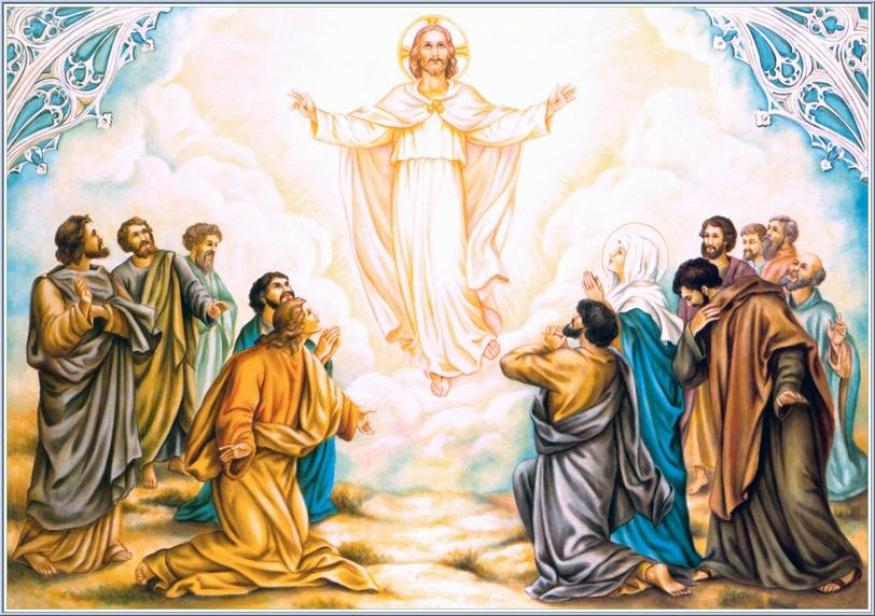 Renungan Hari Kenaikan Yesus Ke Surga Gema Pasionis